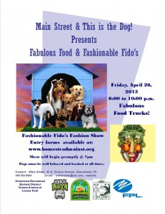 This Is The Dog Event Poster