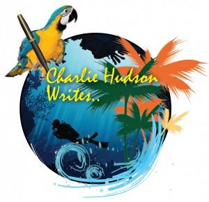 New logo for Charlie Hudson Writes