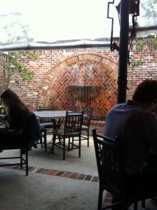 Al Frecso Italian Restaurant in Ocen Springs, MS