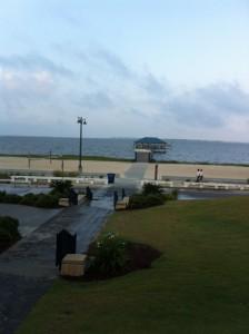 View from Ocean Springs Park