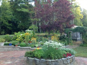 Garden at Alewives B&B