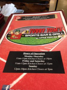 New Sports Bar in Covington