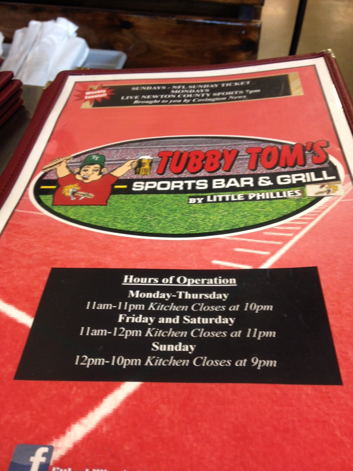 New Sports Bar in Covington